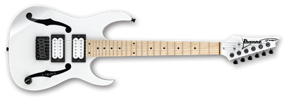 Ibanez PGMM31 WH Paul Gilbert Signature Electric Guitar White (Junior Size)