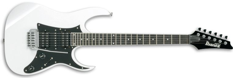 Ibanez GRG150DX GIO Series Electric Guitar White|Musical ...