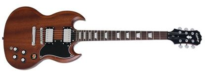 Picture of Epiphone SG G-400 Electric Guitar  (Worn Brown)