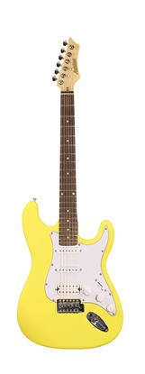 Ashton AG232 Electric Guitar (Yellow)