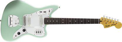 Squier Vintage Modified Jaguar Electric Guitar Surf Green