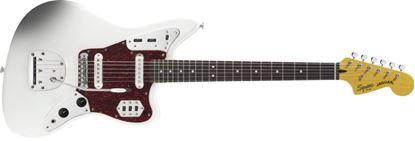 Squier Vintage Modified Jaguar Electric Guitar Olympic White