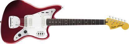 Squier Vintage Modified Jaguar Electric Guitar Candy Apple Red