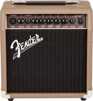 Picture of Fender Acoustasonic 15 Guitar Amplifier
