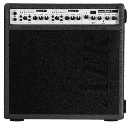 Picture of AER Acousticube 3 Acoustic Guitar Amplifier