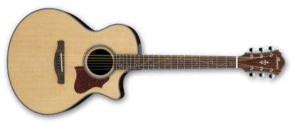 Picture of Ibanez AE305 Natural Acoustic Guitar