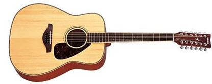 Picture of Yamaha FG 720S 12-String Acoustic Guitar