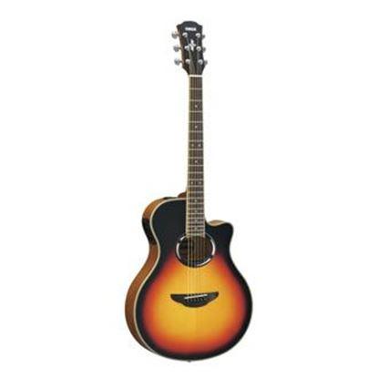 Yamaha APX500IIIVS Acoustic Electric Guitar Vintage Sunburst