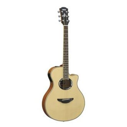 Yamaha APX500IIINT Acoustic Electric Guitar Natural