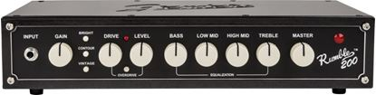 Fender Rumble 200 Bass Amp Head - 200 Watts