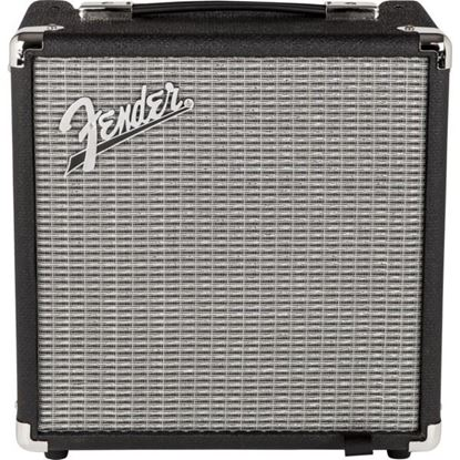 Fender Rumble 15 Bass Guitar Combo Amp - 15 Watts/8inch Speaker