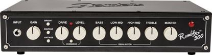 Picture of Fender Rumble 500 Bass Amp Head - 500 Watts