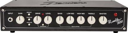 Fender Rumble 500 Bass Amp Head - 500 Watts