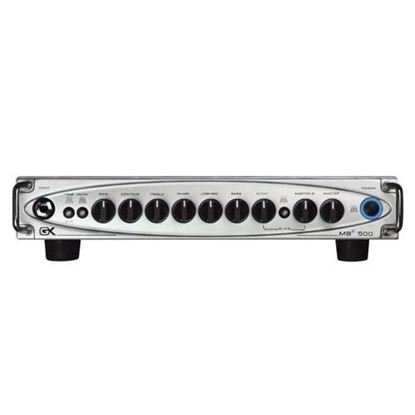Picture of Gallien Krueger MB2-500 Bass Amp Head - 500 Watts