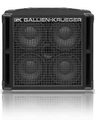 Picture of Gallien Krueger 410RBH Bass Amp Speaker Cabinet - 4x10inch Speakers