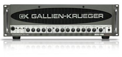 Picture of Gallien Krueger 2001RB Dual Bass Amp Head - 540 Watts per side