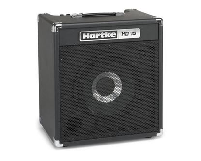 Picture of Hartke HD75 Bass Guitar Combo Amp - 75 Watts/HYDrive 12inch Speaker