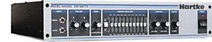 Picture of Hartke HA2500 Bass Amp Head - 250 Watts