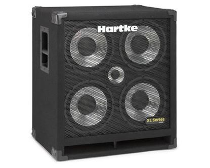 "Hartke 4.5XL Bass Amp Speaker Cabinet - 400W/4x10inch Speakers+5""HF Driver"