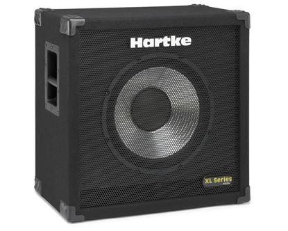 Hartke 115XL Bass Amp Speaker Cabinet - 300 Watts/15inch Speaker