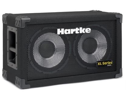 Hartke 210XL Bass Amp Speaker Cabinet - 2x10inch Speakers
