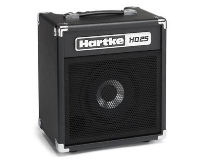 Picture of Hartke HD25 Bass Guitar Combo Amp - 25 Watts/HyDrive 8inch Speaker