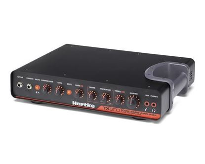 Hartke TX600 Bass Amp Head - 600 Watts