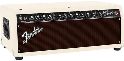 Fender Super Bassman Bass Amp Head (Blonde/Oxblood) - 300 Watts