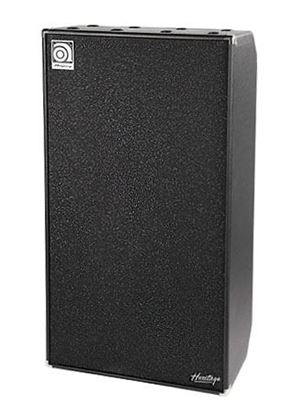 Picture of Ampeg SVT-810E Heritage Bass Amp Speaker Cabinet - 800 Watts/8x10inch Speakers