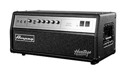 Picture of Ampeg SVT-CL Heritage Bass Amp Head - 300 Watts