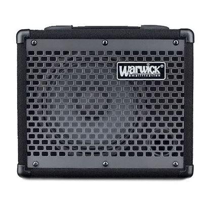 Warwick BC10 10W Bass Guitar Combo Amp -  10 Watts/8inch Speaker