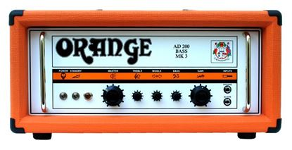 Orange AD200B Bass Amp Head - 200 Watts