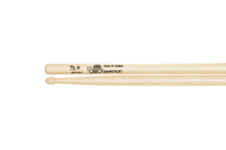 7A Wood Tip Drumsticks