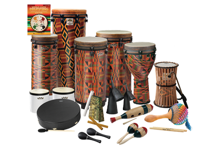 Picture for category Percussion Packs