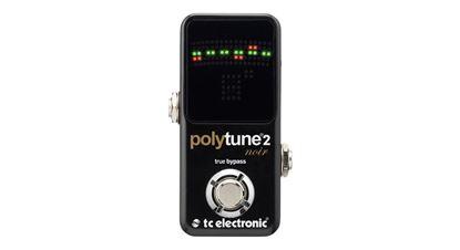 TC Electronic Polytune 2 Mini Noir Pedal