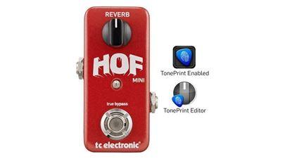 TC Electronic Mini Hall of Fame Reverb Pedal