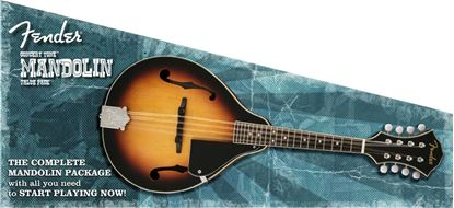 Picture of Fender Concert Tone Mandolin Pack