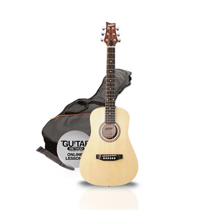 Ashton Joeycoustic 3/4 Acoustic Guitar Starter Pack - Natural