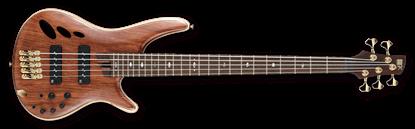 Picture of Ibanez SR30TH5P NTL SR Series 30th Anniv. Series Premium Bass Guitar (5-String)