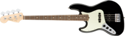 Fender American Professional Jazz Bass Guitar Left-Hand, RW, Black