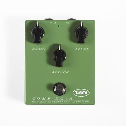 T-Rex Comp-Nova Compressor Guitar Effects Pedal