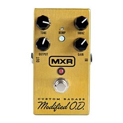 MXR Custom Badass Mod O.D. Overdrive Guitar Effects Pedal