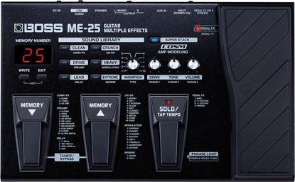 Boss ME-25 Guitar Multi Effects Unit