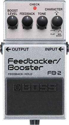 Boss FB-2 Feedback Booster Guitar Effects Pedal