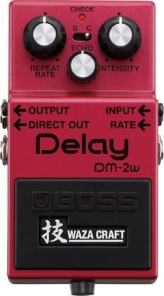 Picture of Boss DM-2W Delay Guitar Effects Pedal
