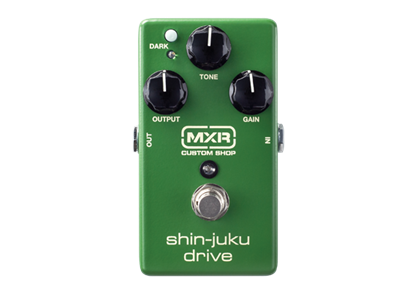 MXR Custom Shop Shin-Juku Drive Guitar Pedal *STRICTLY LIMITED PRICED TO CLEAR!