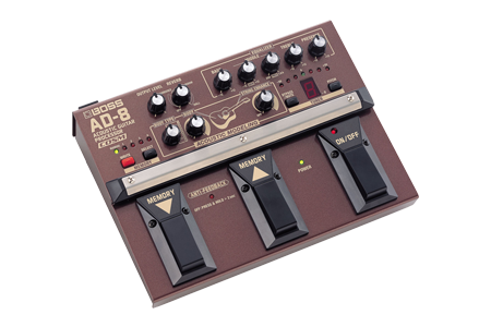 Acoustic Guitar Effects Pedals