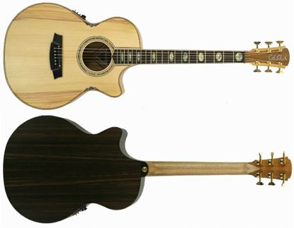 Picture of Cole Clark Angel 3 Series Acoustic Guitar (Bunya/Rosewood)