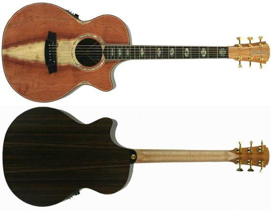 Cole Clark Angel 3 Acoustic Guitar - Redwood Rosewood (CCAN3ECRDRW)