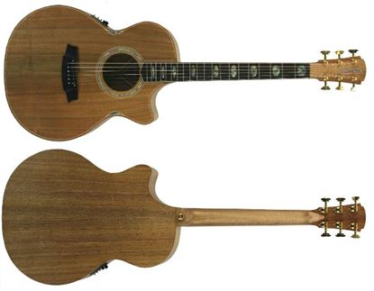 Picture of Cole Clark Angel 3 Series Acoustic Guitar (Blackwood)
